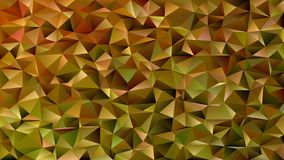 Geometric abstract chaotic triangle pattern background - mosaic vector graphic design from colored triangles. Geometric abstract chaotic triangle pattern stock illustration