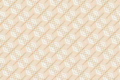 Geometric abstract pattern. Golden texture.Seamless geometric pattern. EPS 10 royalty free stock photography