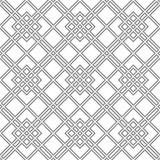 Seamless Abstract Pattern. Geometric abstract pattern. Geometric modern ornament. Seamless modern background Stock Photography