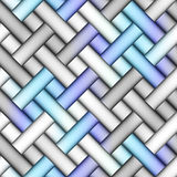 Geometric abstract pattern. Royalty Free Stock Images