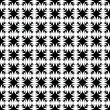 Geometric abstract pattern with squares and circles. Stock Photo