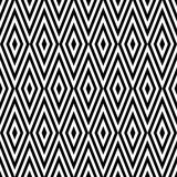 Geometric abstract retro seamless pattern background Royalty Free Stock Photo