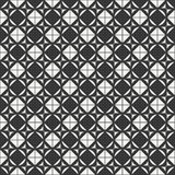 Geometric abstract seamless cube pattern with rhombuses, square, cube.  Royalty Free Stock Image