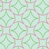 Geometric abstract seamless pattern 2 extended Royalty Free Stock Photography