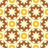 Geometrical seamless pattern royalty free illustration