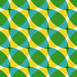 Geometric abstract seamless pattern 09 Royalty Free Stock Images