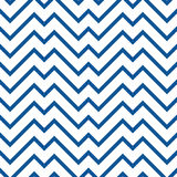 Geometric abstract seamless pattern. Linear zigzag background Stock Image