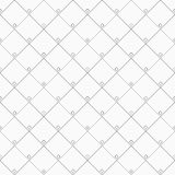 Geometric abstract seamless pattern with rhombuses, squares. Royalty Free Stock Photos