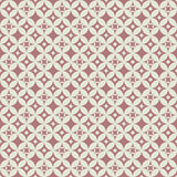 Geometric abstract seamless pattern. Stock Image