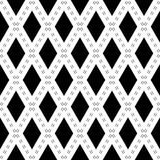 Geometric Abstract Seamless Vector Pattern Stock Photo
