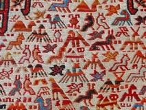 Geometric animals and birds Royalty Free Stock Image