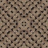 Geometric Arabesque Seamless Pattern Royalty Free Stock Photography