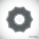 Geometric arabic pattern Royalty Free Stock Image