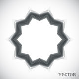 Geometric arabic pattern Royalty Free Stock Photos