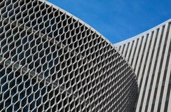Geometric architecture Royalty Free Stock Images