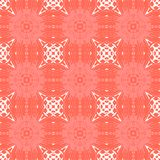 Geometric art deco pattern with organic shapes Stock Photo