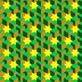 Geometric Background Stock Image