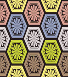 Geometric background Royalty Free Stock Images