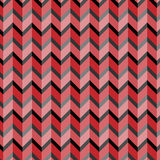 Geometric background. Abstract black - red original background in the form of a zigzag royalty free illustration