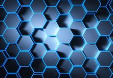 Geometric background Stock Photography