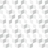 Geometric Background. Abstract geometric background with grey color Stock Photo