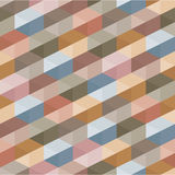 Geometric Background - Abstract Seamless Pattern. Geometric background - vector seamless pattern for different design works Royalty Free Stock Images
