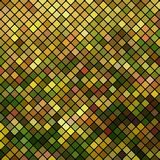 Geometric background with colorful rhombus. Abstract design. Vector illustration. Stock Photo