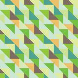 Geometric background, colorful wallpaper Royalty Free Stock Photo
