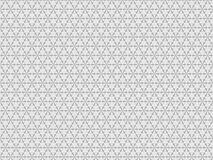 White Geometric Background for design Royalty Free Stock Image