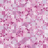 The geometric background of the figures Stock Images