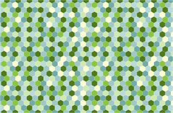 Geometric background in hipster color style. Geometric background in hipster style - elements for your design Stock Photos
