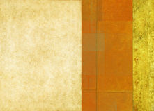 Geometric background image. With interesting earthy texture. useful design element stock illustration
