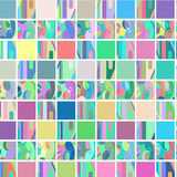 Geometric background pattern, image. Cute picture for desi Royalty Free Stock Images