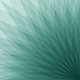 Geometric background with rays Royalty Free Stock Photos