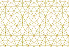 Geometric background with rhombus and nodes. Abstract geometric stock photo