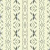 Geometric background. Seamless background with simple geometrical drawing. Vector illustration Stock Image