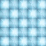 Geometric background. Vector geometric background of 3d tiles shapes Stock Photography