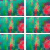 Geometric Background royalty free stock photos