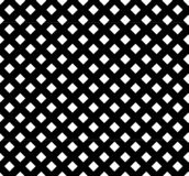 Geometric black and white pattern on black and white background stock illustration