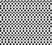 Geometric black and white seamless pattern. Nettin Stock Images