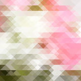 Geometric bliss background Stock Photos