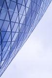 Geometric building detail Stock Photos