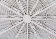 Geometric Ceiling Design Royalty Free Stock Image