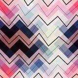 Geometric chevron pattern. Royalty Free Stock Photo