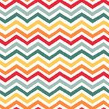 Geometric chevron seamless pattern Royalty Free Stock Photos