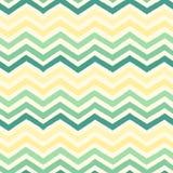 Geometric chevron seamless patterns set Stock Image