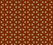 Geometric chinese seamless pattern Stock Photos