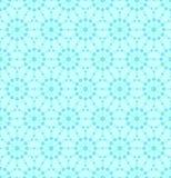 Geometric circle seamless pattern. Royalty Free Stock Photography