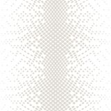 Geometric circles gradient halftone seamless subtle pattern. Background stock illustration