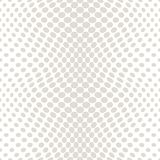 Geometric circles gradient halftone seamless subtle pattern. Background Stock Photography